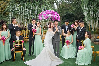 福禄坪婚礼