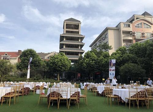 会议酒店环境